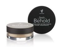 Poudre Transparente fixateur de maquillage Touch Behold