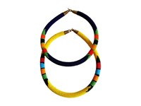 Collier Massai coloré
